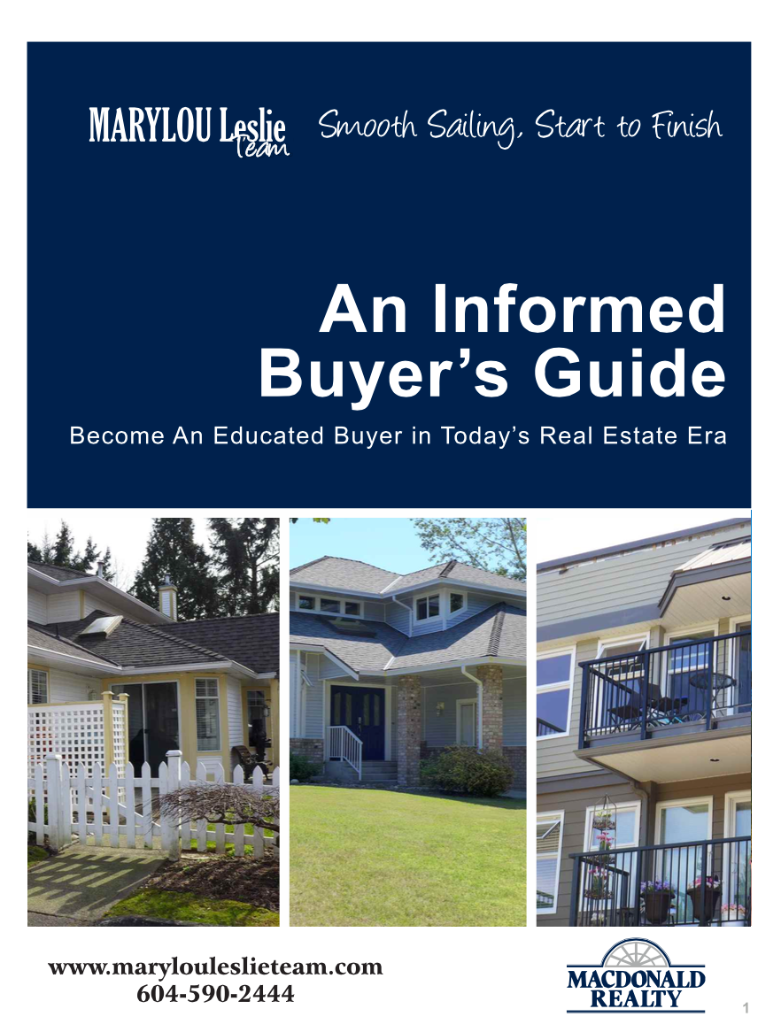 Buyer cover