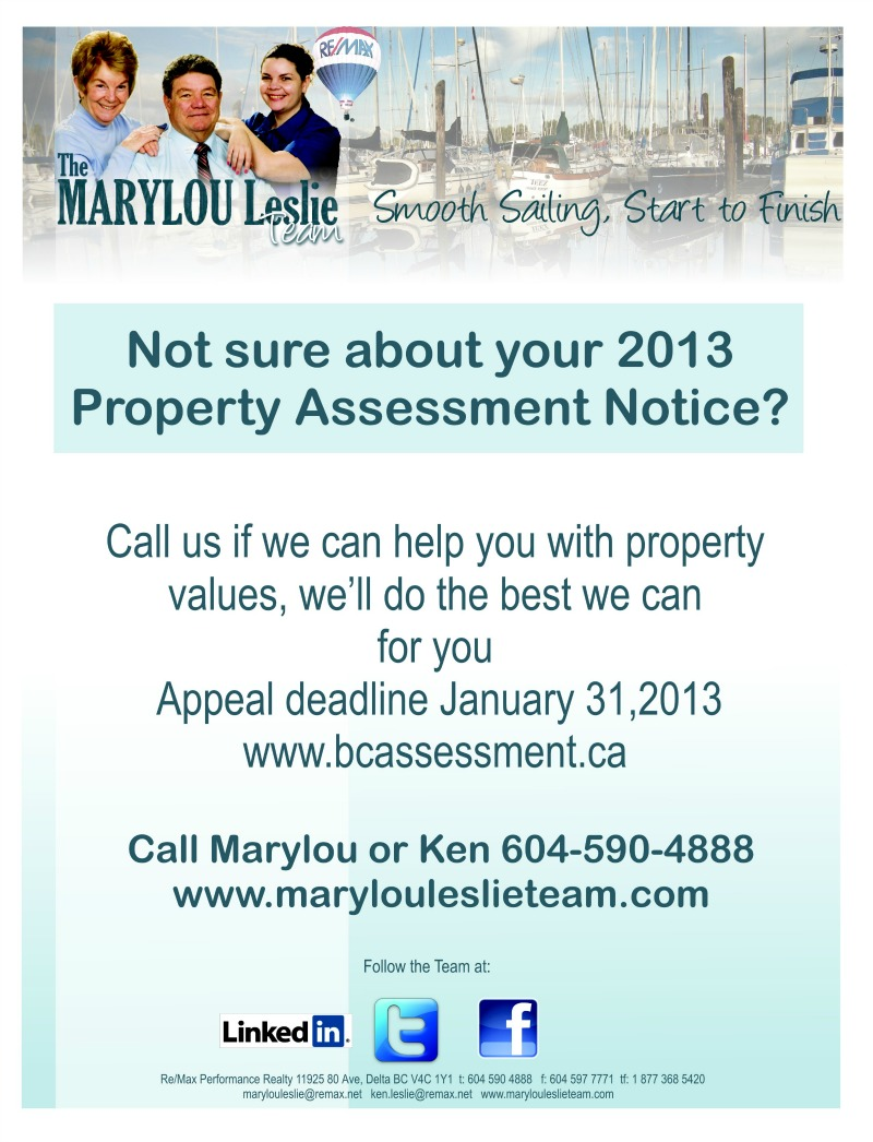 Property Tax Questions?