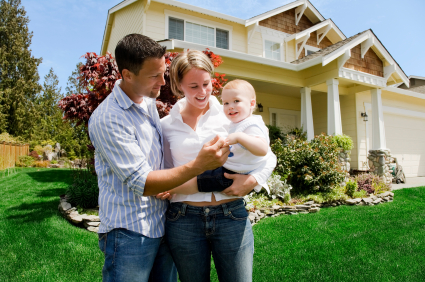 Home Buyers with Baby