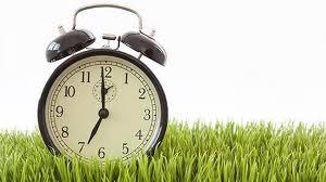 Clock Spring Ahead