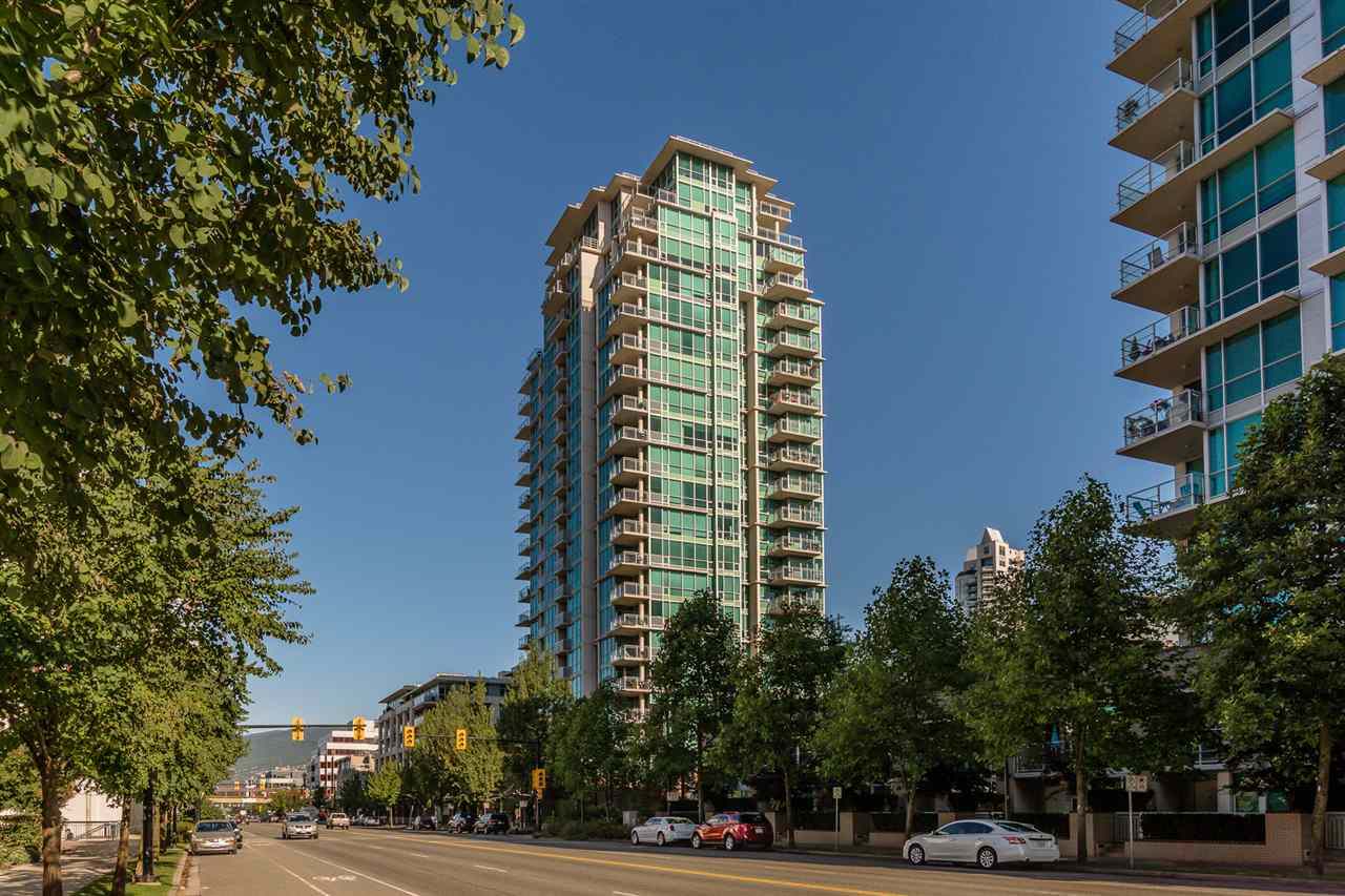 Lower Lonsdale Condo for sale:  2 bedroom 1,081 sq.ft. (Listed 2017-09-07)
