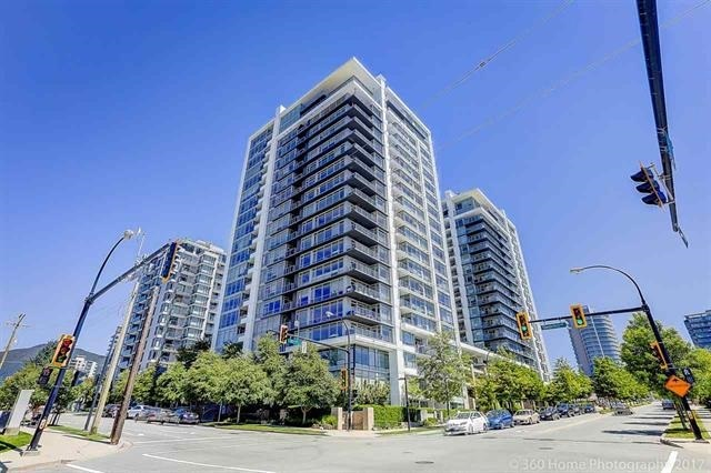 Central Lonsdale Condo for sale:  1 bedroom 518 sq.ft. (Listed 2018-02-19)