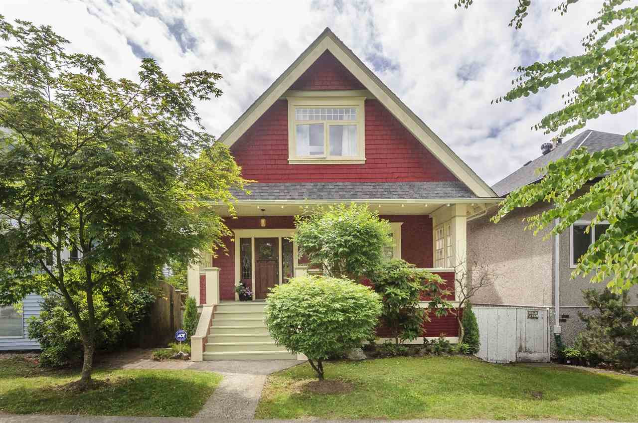 Cambie House for sale:  3 bedroom 2,592 sq.ft. (Listed 2018-06-18)
