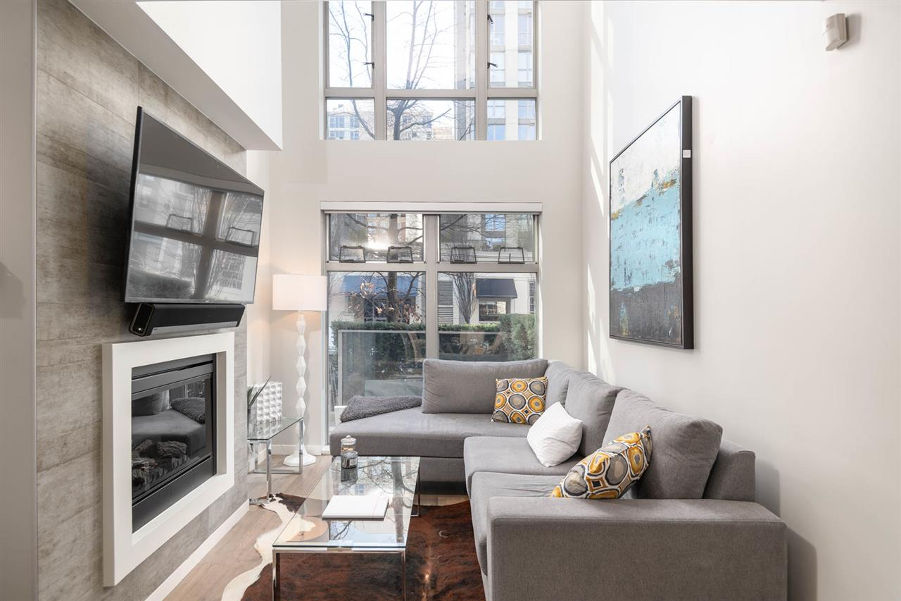 Downtown VW Townhouse for sale:  2 bedroom 1,262 sq.ft. (Listed 2019-04-11)