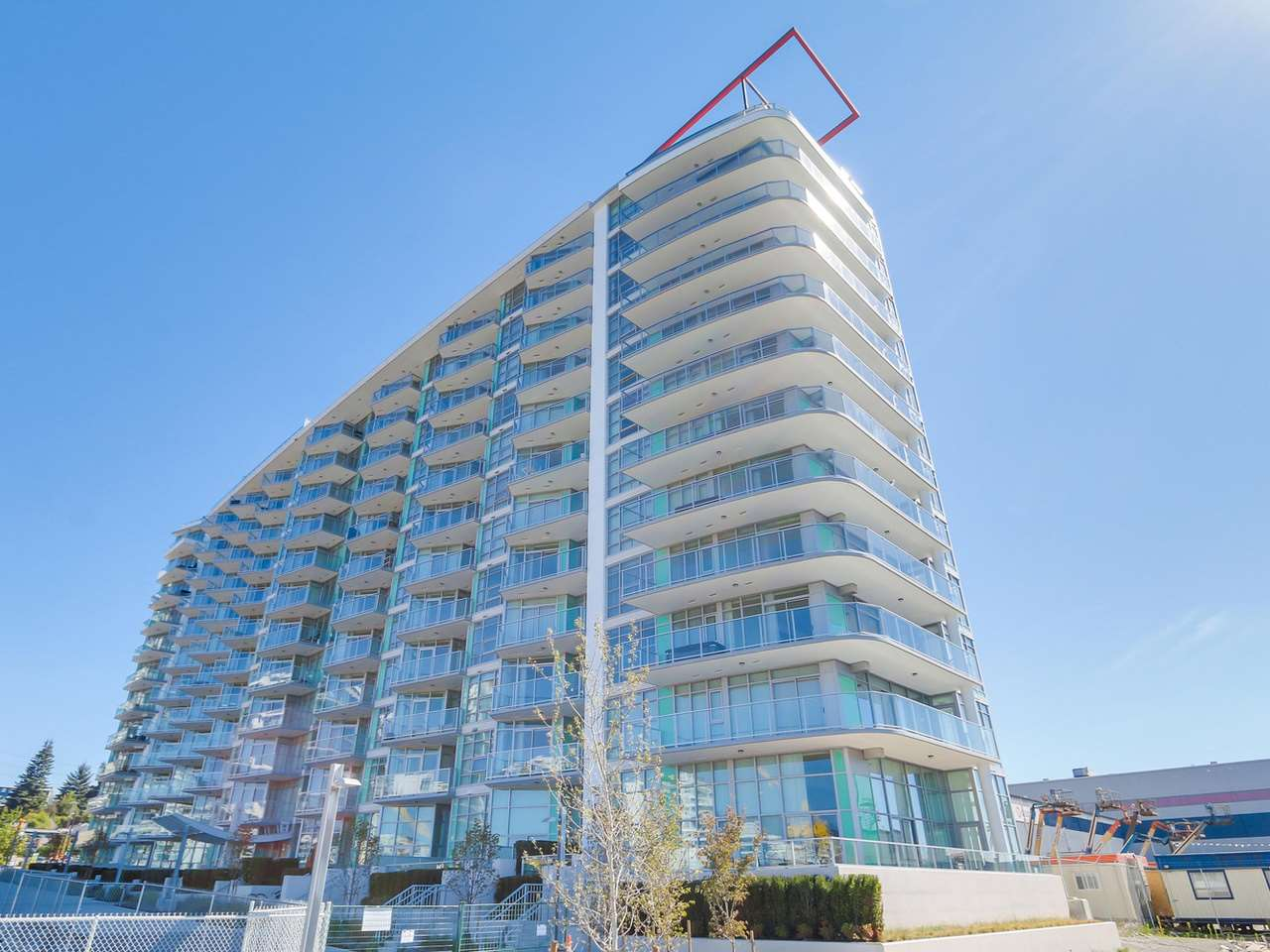 Lower Lonsdale Condo for sale:  2 bedroom 1,446 sq.ft. (Listed 2016-09-08)