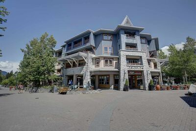 Whistler Village Apartment/Condo for sale:  1 bedroom 568 sq.ft. (Listed 2021-01-11)