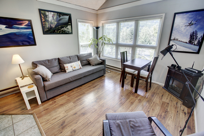 Whistler Creekside Townhouse for sale $374,000  AirBnB or