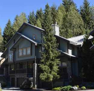 Whistler Village Townhouse for sale:  3 bedroom 1,956 sq.ft. (Listed 2017-09-09)