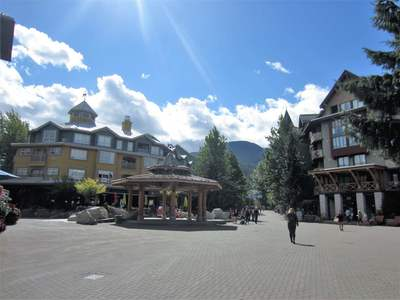 Whistler Village Condo for sale:  1 bedroom 594 sq.ft. (Listed 2017-09-09)