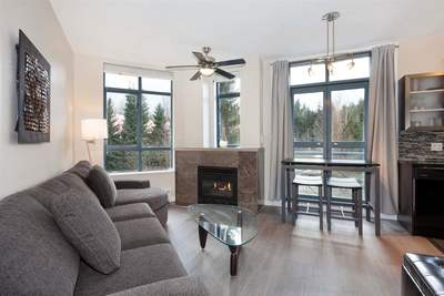 Whistler Village Condo for sale:  2 bedroom 665 sq.ft. (Listed 2018-03-27)