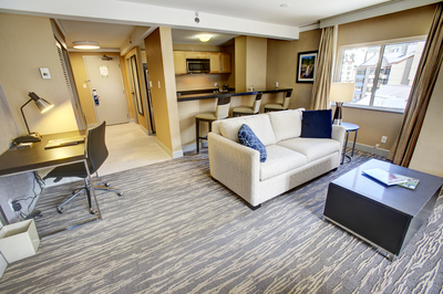 Whistler Village Apartment for sale: The Hilton Studio  (Listed 2018-09-19)
