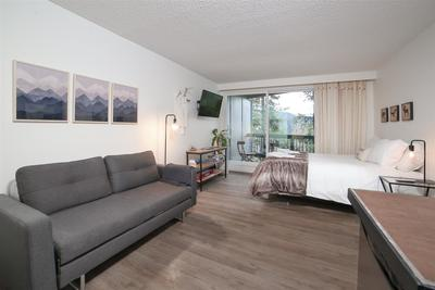 Whistler Creek Condo for sale:   327 sq.ft. (Listed 2019-12-13)