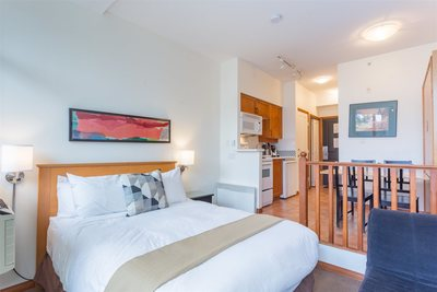 Whistler Village Condo for sale:   316 sq.ft. (Listed 2019-12-13)