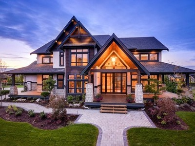 Campbell Valley House for sale:  6 bedroom 6,903 sq.ft. (Listed 2014-02-13)