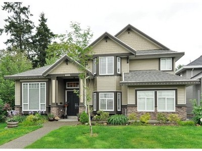 Cloverdale BC House for sale:  5 bedroom 3,028 sq.ft. (Listed 2014-02-13)