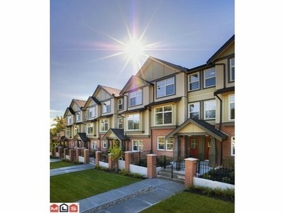 Murrayville Townhouse for sale:  3 bedroom 1,283 sq.ft. (Listed 2014-02-13)