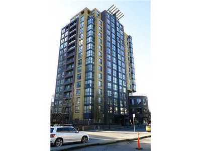 Collingwood VE Condo for sale:  1 bedroom 507 sq.ft. (Listed 2014-02-12)