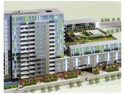 Brighouse South Condo for sale:  2 bedroom 952 sq.ft. (Listed 2014-02-15)