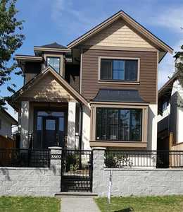 Willingdon Heights House for sale:  5 bedroom 2,715 sq.ft. (Listed 2017-03-17)