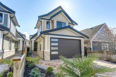 Steveston South House for sale:  4 bedroom 2,012 sq.ft. (Listed 2017-03-17)
