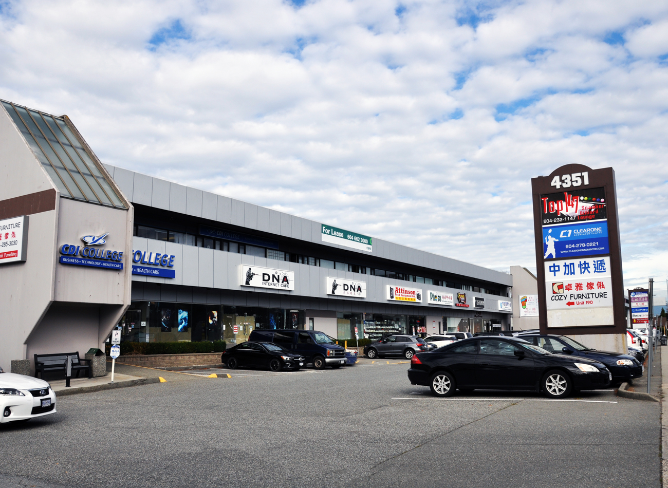 Richmond Business with Assets for sale:    (Listed 2018-01-31)