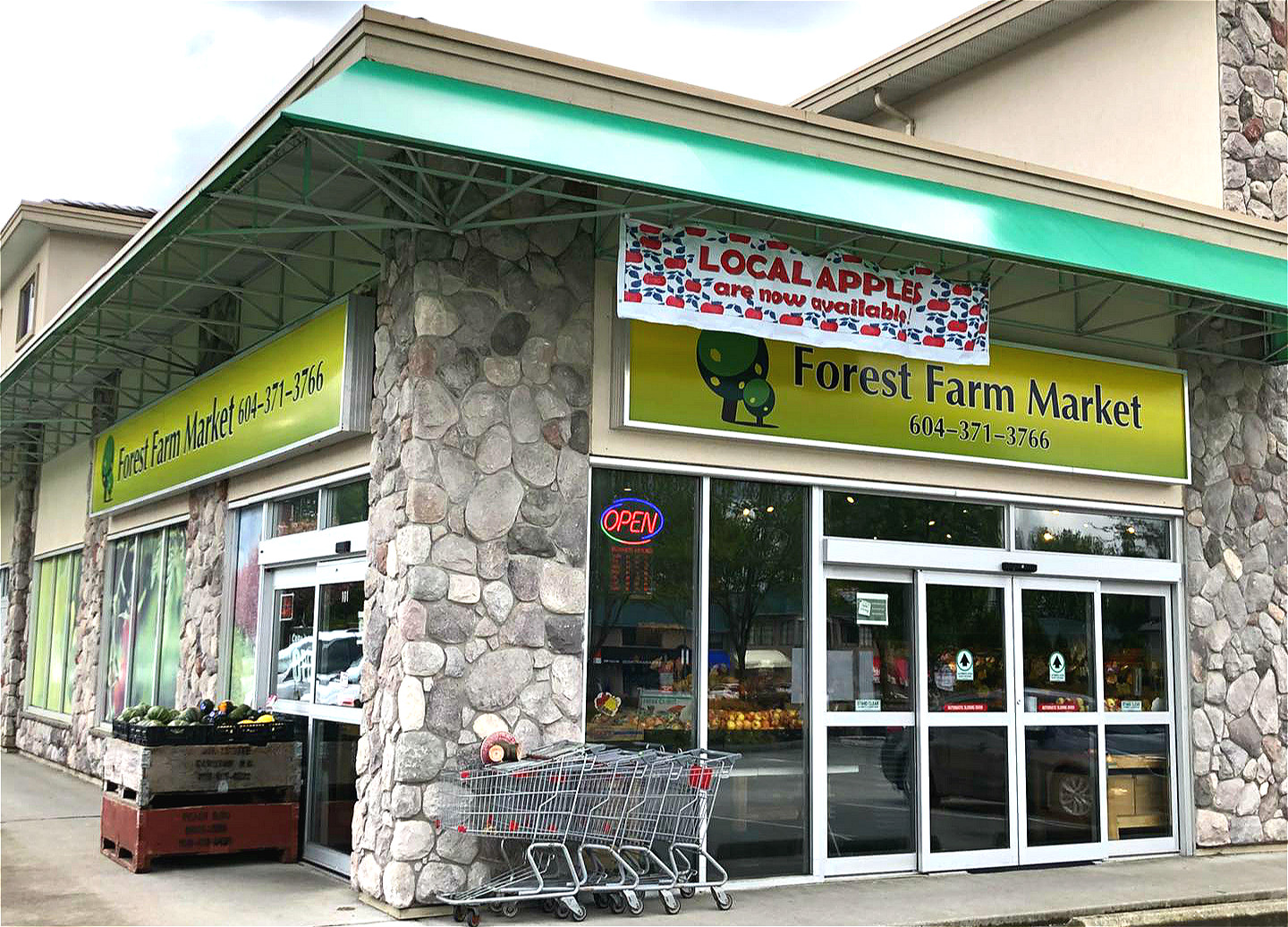 Langley Business and Assets for sale:    (Listed 2018-05-01)