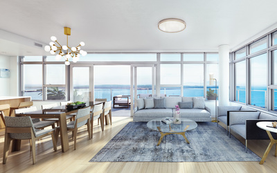 South Surrey White Rock Apartment for sale:  2 bedroom 2,681 sq.ft. (Listed 2020-03-09)