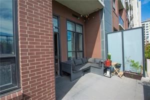Bridgeland/Riverside Condo for sale:  1 bedroom 598 sq.ft. (Listed 2018-03-13)