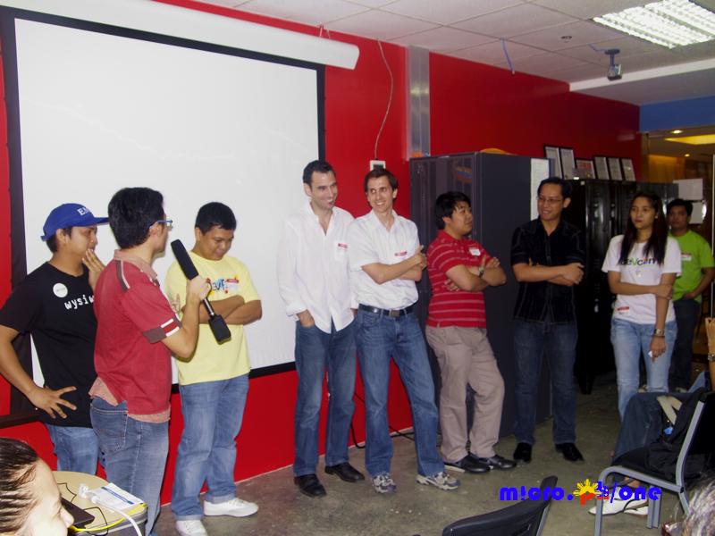 Devcon@Webgeekph: 11.13.201017