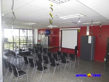 Bonifacio Global City Office Space: Presentation Area - OTD/Ubertor Offices