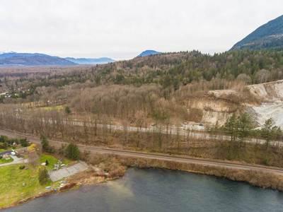 Lake Errock Acreage for sale:
