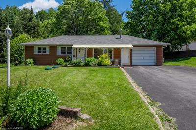 Burk's Falls House for sale:  2 bedroom  (Listed 2019-06-27)