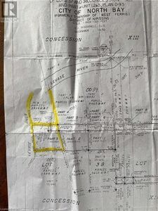 North Bay Vacant Land for sale:    (Listed 2021-05-20)