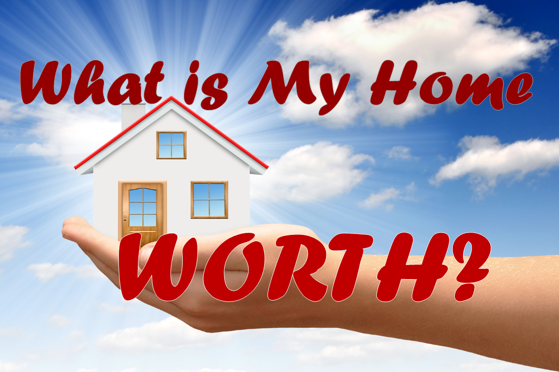 Mike Gustus How much will my home sell for