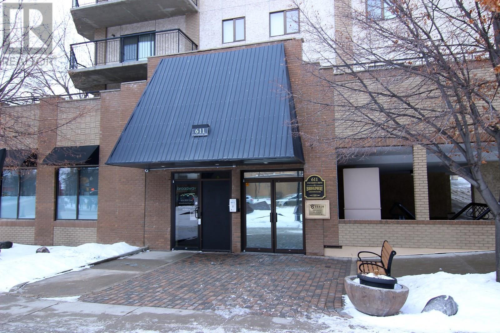 Nutana Condo for sale:  2 bedroom 820 sq.ft. (Listed 2020-01-28)
