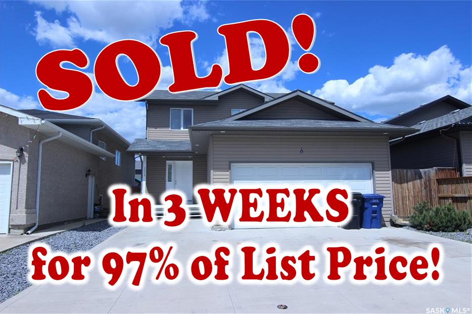 Saskatoon House for sale:  3 bedroom 1,500 sq.ft. (Listed 2020-06-03)