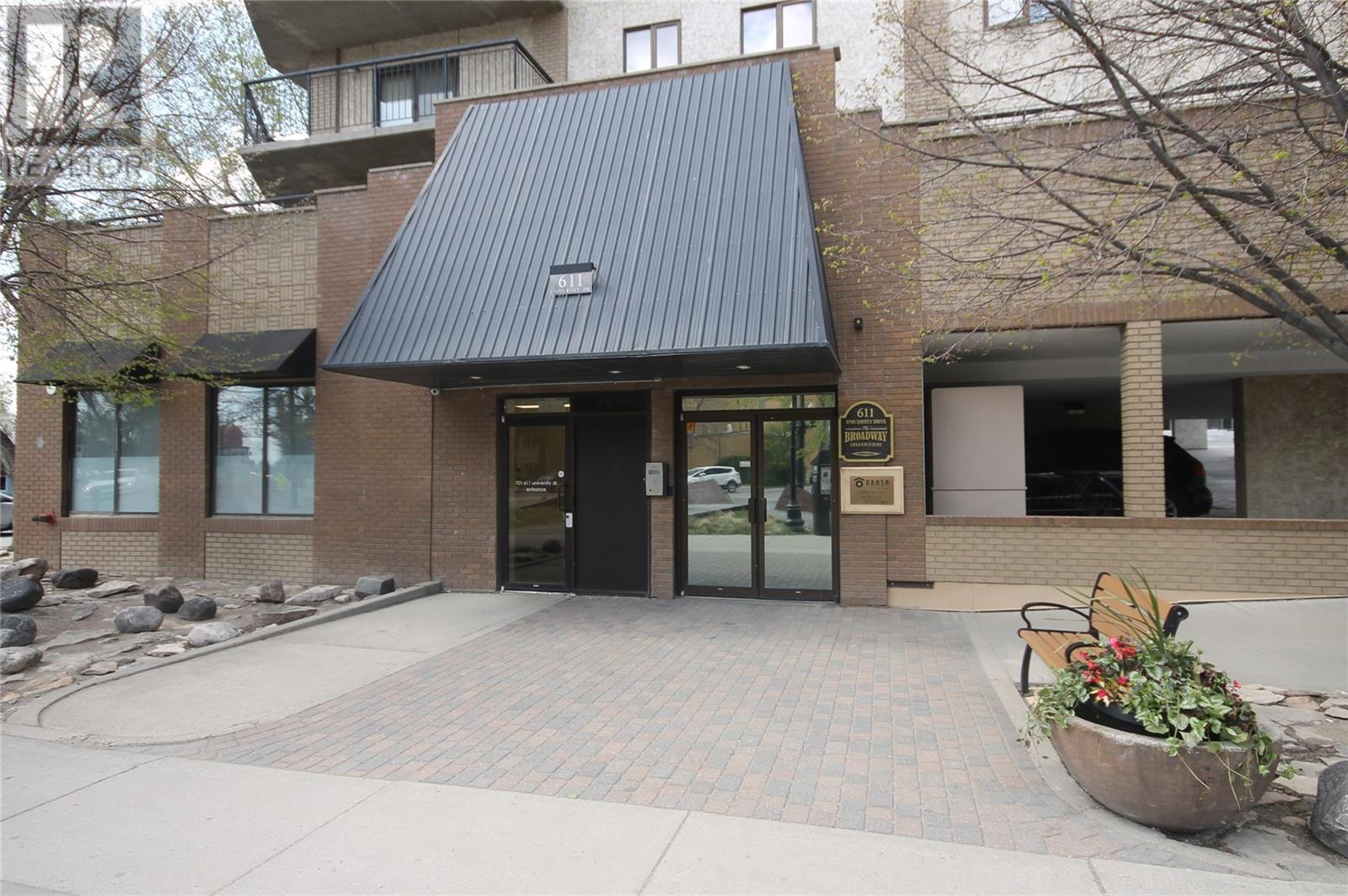 Nutana Condo for sale:  2 bedroom 820 sq.ft. (Listed 2020-01-06)
