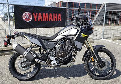 Irene Wong & Mike Mulligan-Yamaha Tenere 700 407 x 285