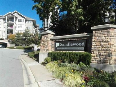 North Burnaby Apartment:  2 bedroom