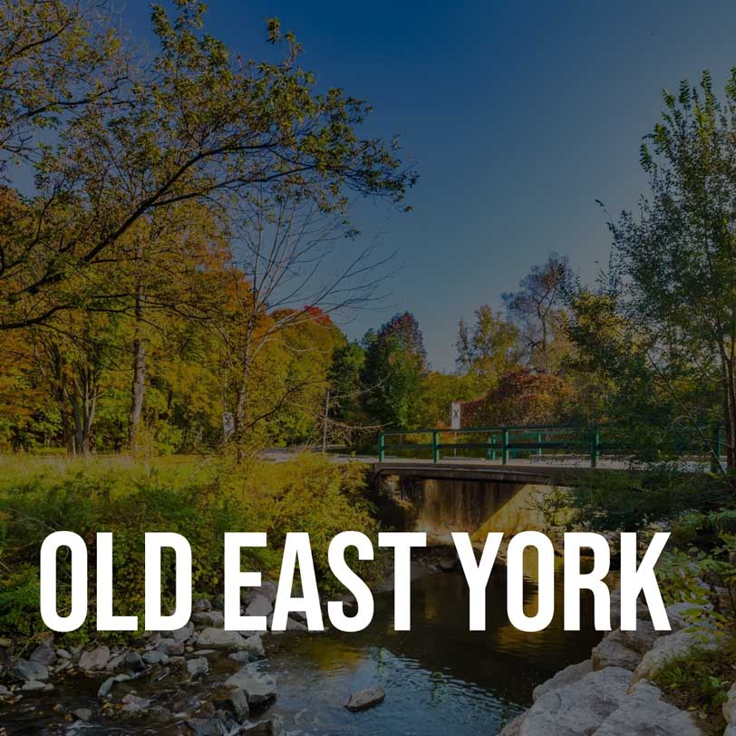 Old East York