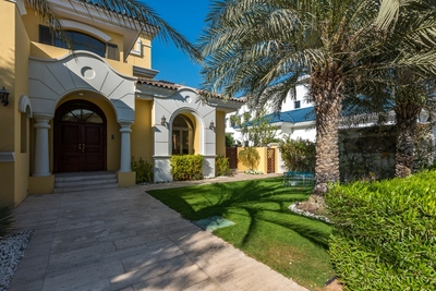Palm Jumeirah House for sale:  4 bedroom 5,000 sq.ft. (Listed 2019-09-09)