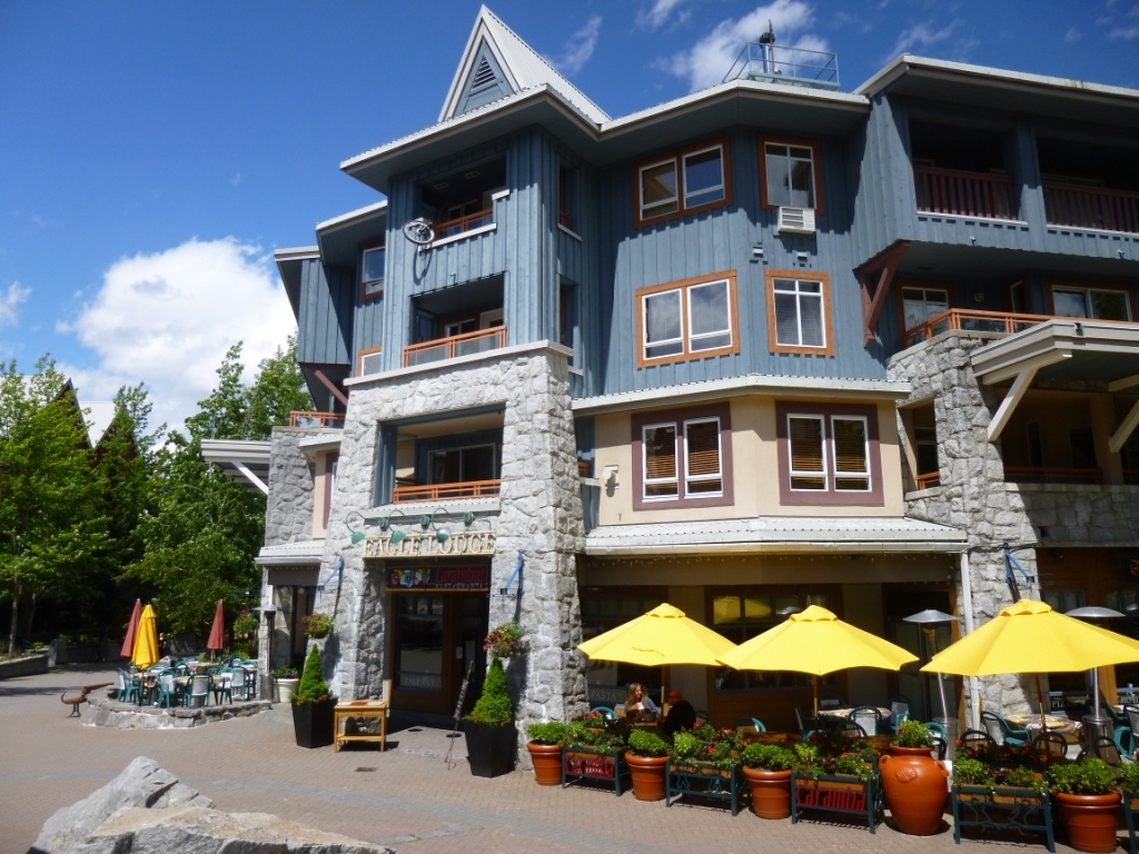 Whistler real estate for sale town plaza over asking