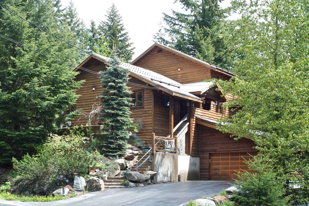 Whistler Alpine Meadows house for sale Nick Swinburne