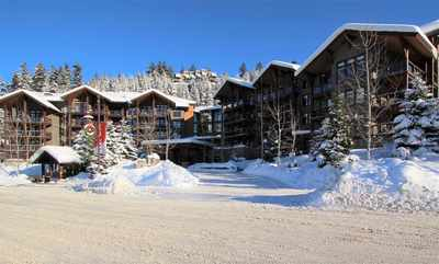 Whistler Creek Condo for sale:  2 bedroom 1,017 sq.ft. (Listed 2020-01-11)