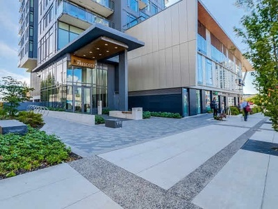 Central Lonsdale Condo for sale: The Prescott 1 bedroom 460 sq.ft. (Listed 2019-02-04)