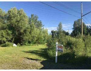 Prince George Vacant Land for sale:  Studio  (Listed 2018-07-10)
