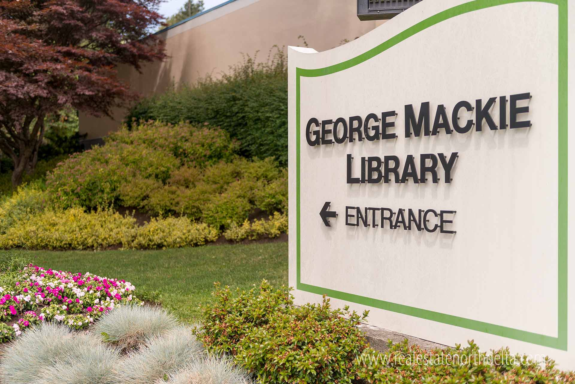 George Mackie Library