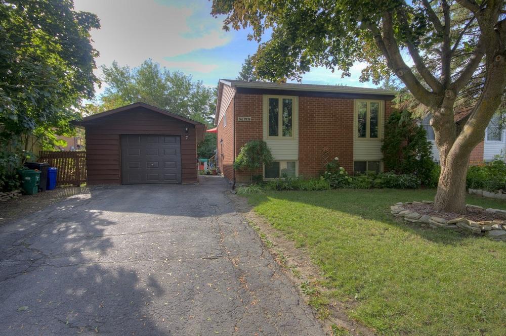 Ottawa Kanata Glen Cairn Hi Ranch Semi Detached House For Sale 4 Bedroom