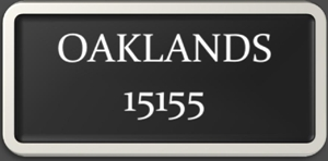 oaklands button