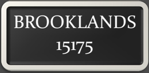 BROOKLANDS BUTTON